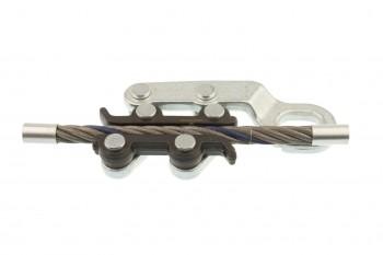 Trekklemmen voor staalkabel
