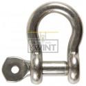 RVS Harp borstbout hijs-sluiting type MLV