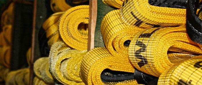 hijsbanden, sjorbanden, rondstroppen, KWINT, one way slings