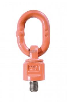 Cartec grade 100 Type 800X Oogschroefbouten met ring, wartelend