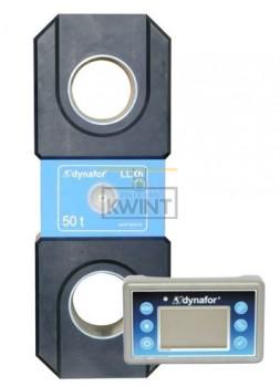 DYNAFOR LLXH digitale trekkracht- en gewichtsmeters inclusief display
