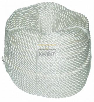 Nylon 3-strengs per meter