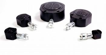 F.P.T. CRM-XP extra platte enkel werkende cilinders met veer retour