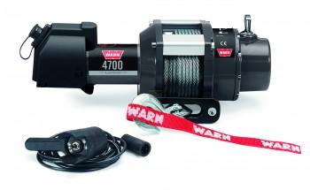 WARN Trailerlieren 2000DC & 4000DC & 4700DC