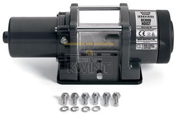 Hijslier type 800 12/24VDC