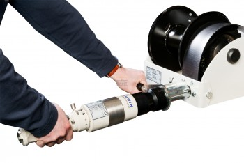 Gebuwin hulpmotoren voor handlieren