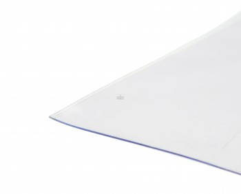 UV protectie vlamvertragend raamfolie per meter (0,75 mm dik - configurator)