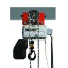 Hadef Professional Line 62/05H met haspelloopkat