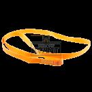 One-way sling oranje WLL 650 kg werklengte 1 mtr (100 stuks)